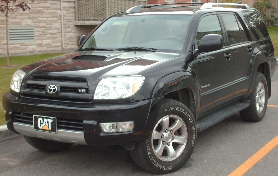 history of the toyota 4runner vanderstyne toyota. Black Bedroom Furniture Sets. Home Design Ideas