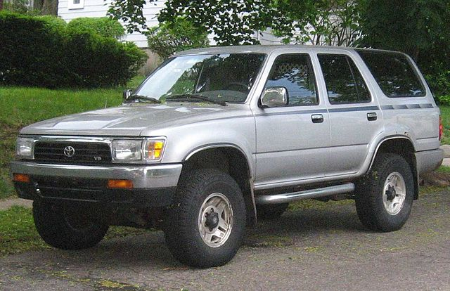 history of the toyota 4runner vanderstyne toyota history of the toyota 4runner