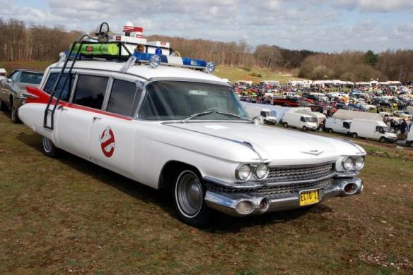 Ghostbusters – Ecto 1 Cadillac