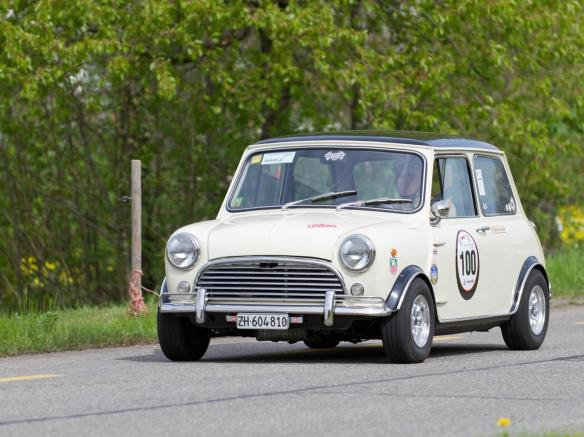 Italian Job Mini Ford