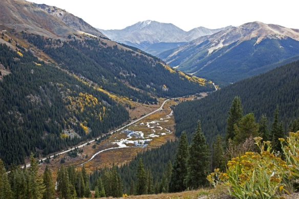 Top Of The Rockies Scenic Byway