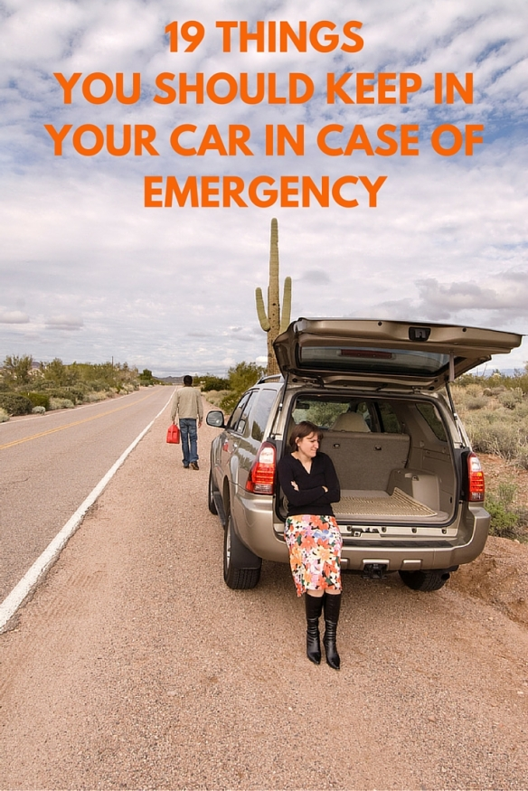 19 Things You Should Keep In Your Car In Case of Emergency (1)