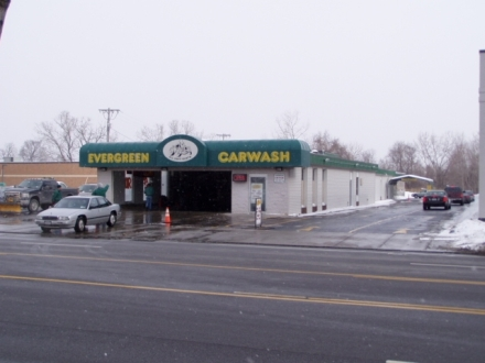 Evergreen Car Wash