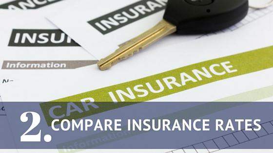 Compare insurance rates