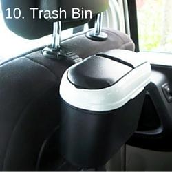 10. Trash Bin