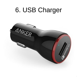 6. USB Charger