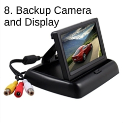 Backup Camera and Display
