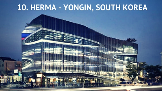 HERMA- YONGIN, SOUTH KOREA
