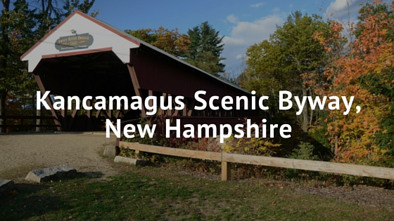 Kancamagus Scenic Byway in New Hampshire