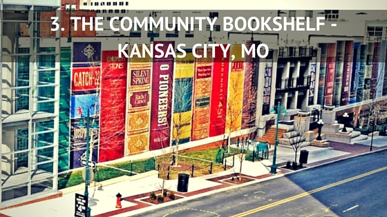 THE COMMUNITY BOOKSHELF, KANSAS CITY, MO