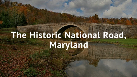 The Historic National Road in Maryland