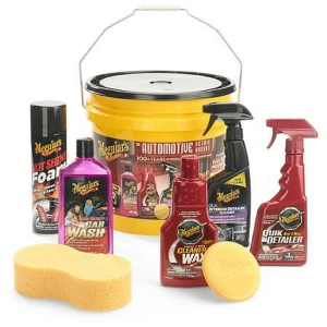 Automotive Cleaning/Detailing Kit