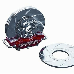Disc Brake Coaster Set