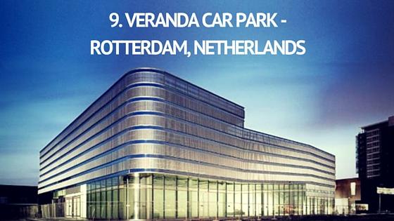 VERANDA CAR PARK - ROTTERDAM, NETHERLANDS
