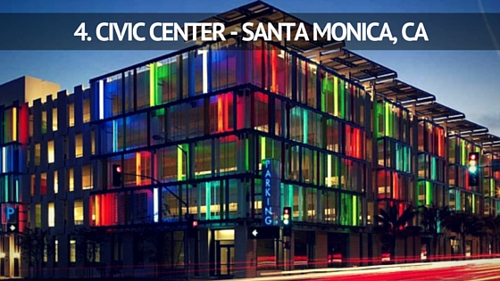 CIVIC CENTER - SANTA MONICA, CA