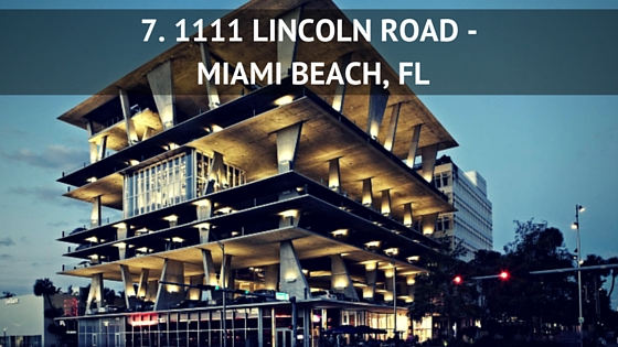 1111 LINCOLN ROAD - MIAMI BEACH, FL