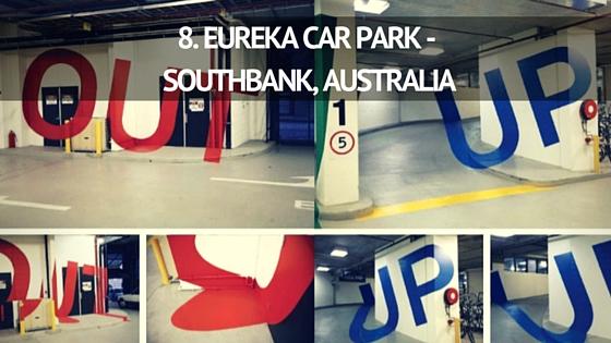 EUREKA CAR PARK - SOUTHBANK, AUSTRALIA